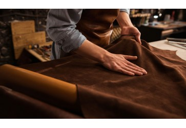 Full grain leather or leather crust: what's the difference?